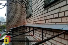 15-Остекление-балкона-с-крышей-ул-Чекистов