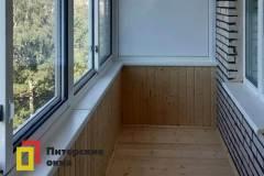 18-Частичная-отделка-балкона-деревянной-вагонкой-пр-КИМа